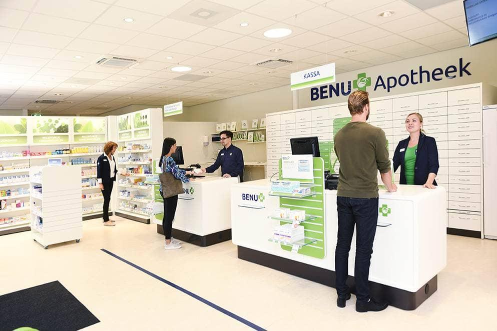 Kijkje in de BENU Apotheek