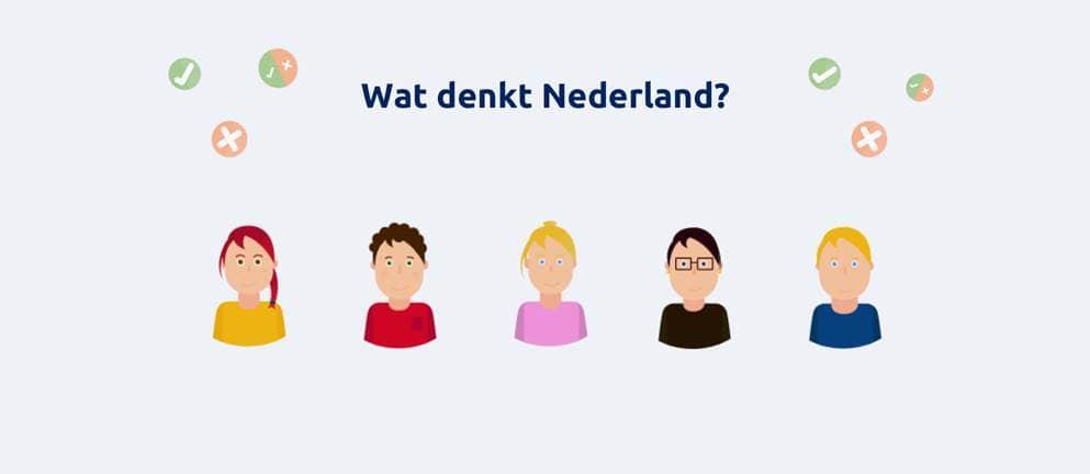 Wat denkt Nederland?